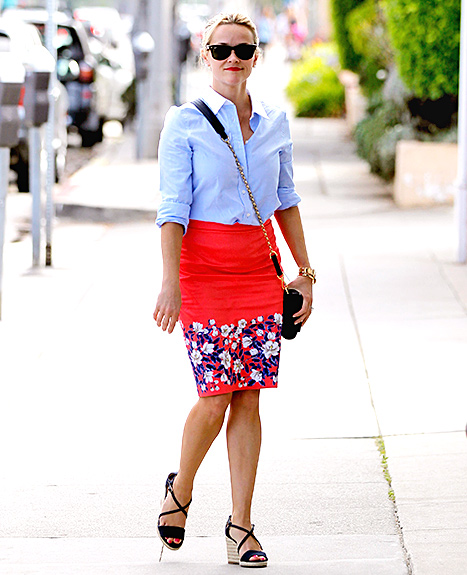 Reese Witherspoon - June 25