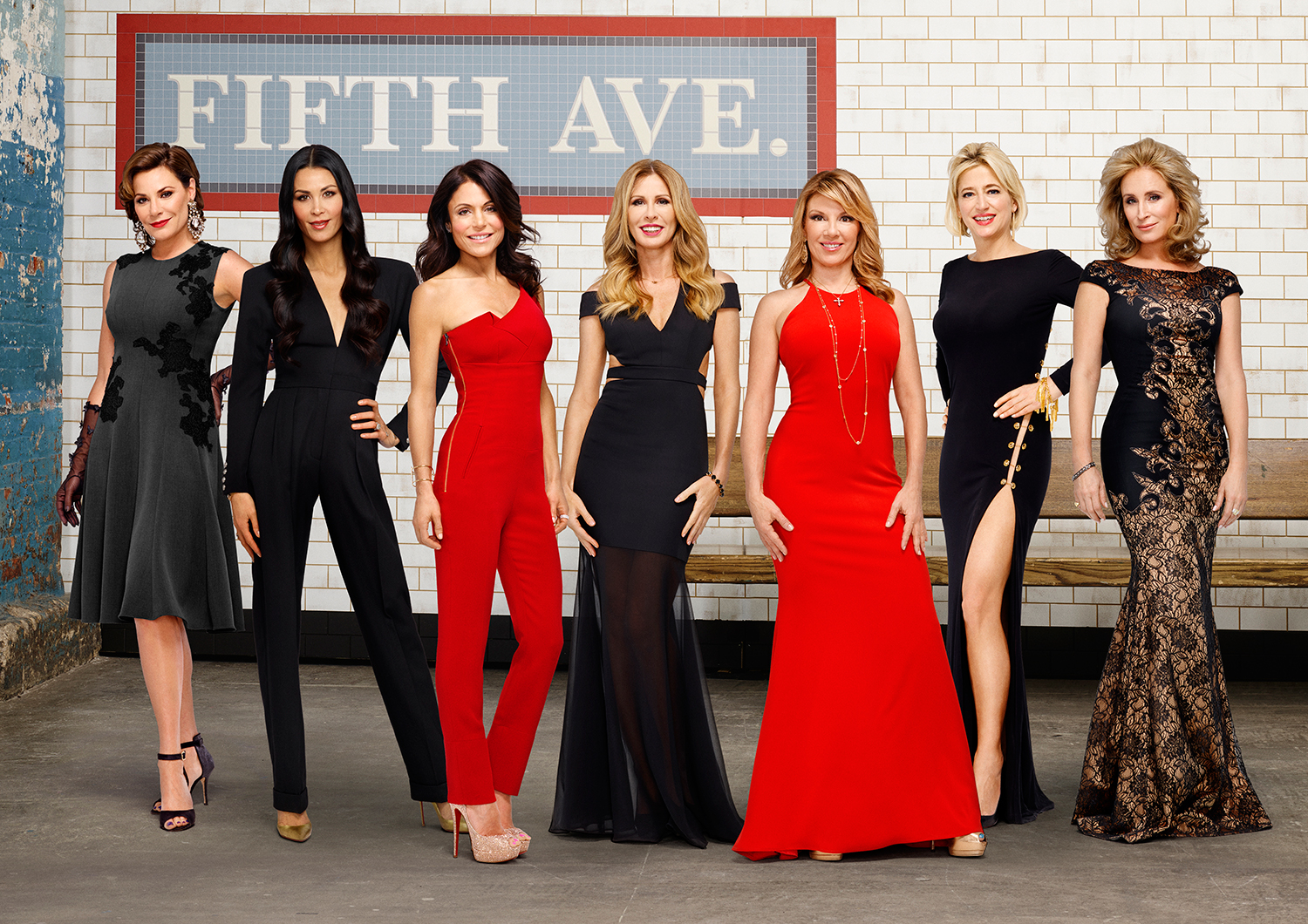 Real Housewives of New York Season 8 Cast