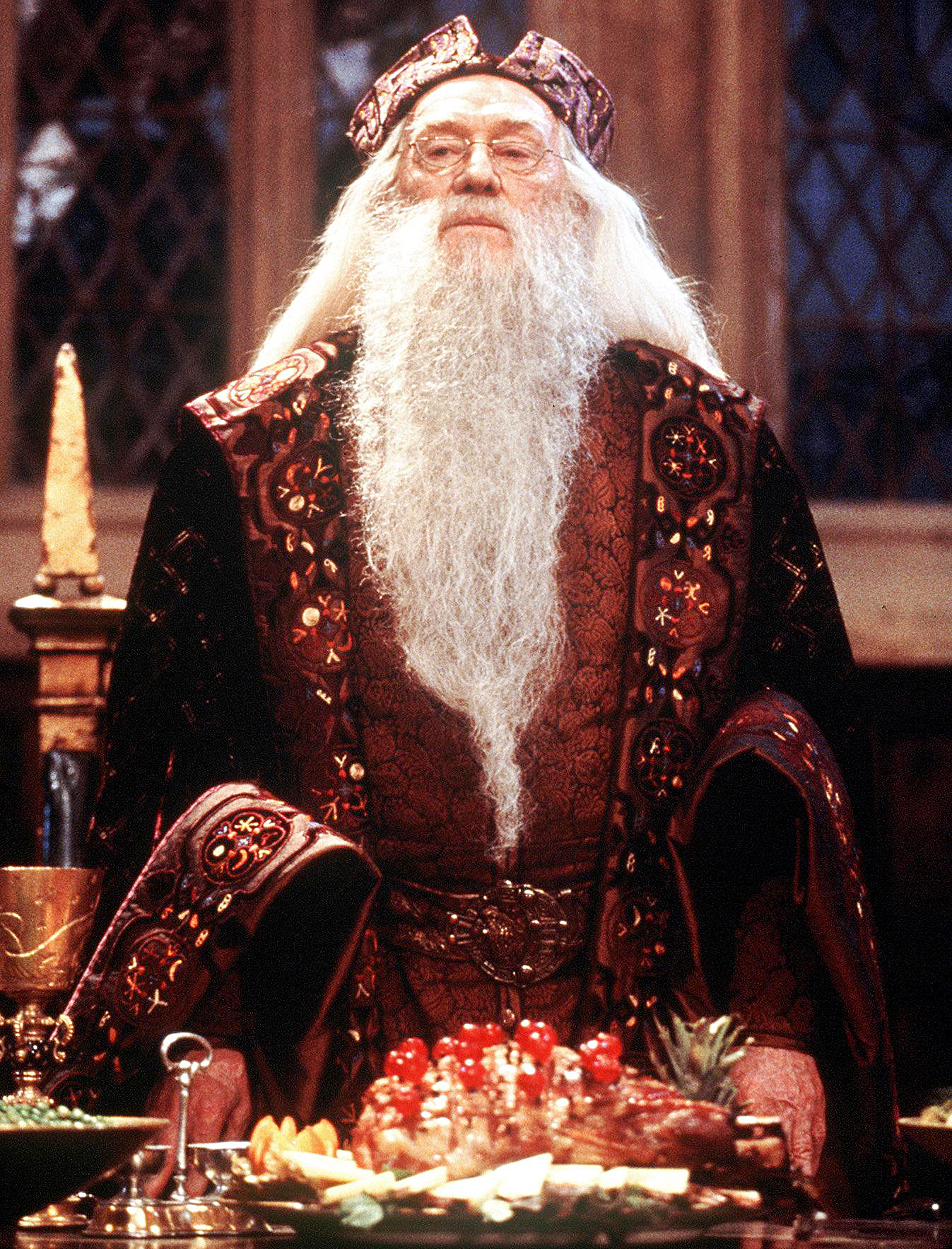 Richard Harris Dumbledore Harry Potter