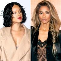 Rihanna vs. Ciara