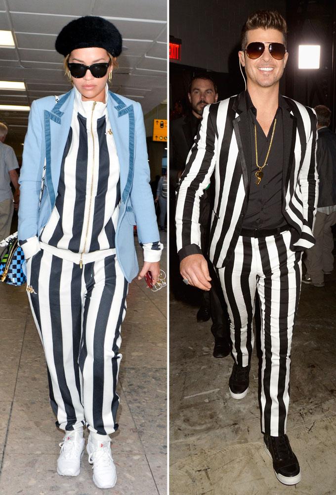 Rita Ora, Robin Thicke