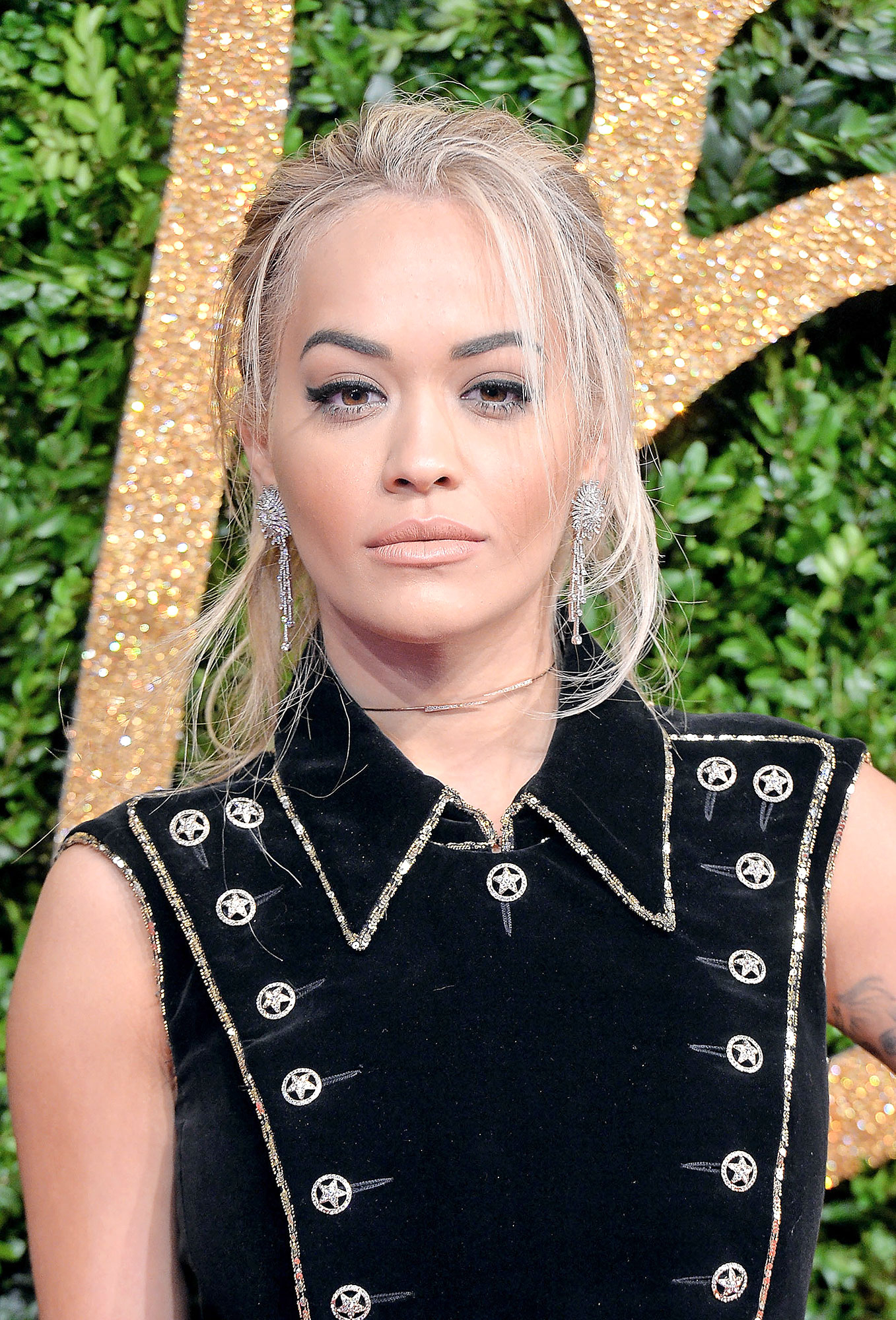 "Rita Ora - Just call it a coincidence. In the wake of Lemonade , Ora (who is Jay-Z's Roc Nation protege), Snapchatted herself in a bra top with a ""J"" necklace the same night that Lemonade dropped."