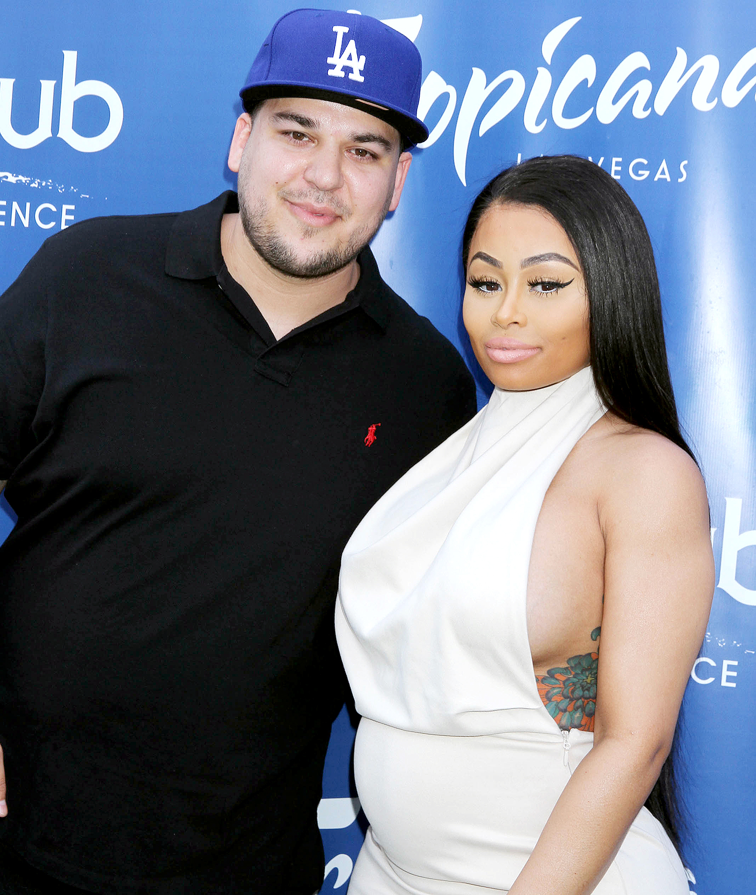 Who was rob kardashian hookup for a year