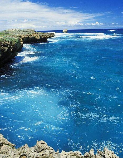 rob kardashian twitter pic of ocean