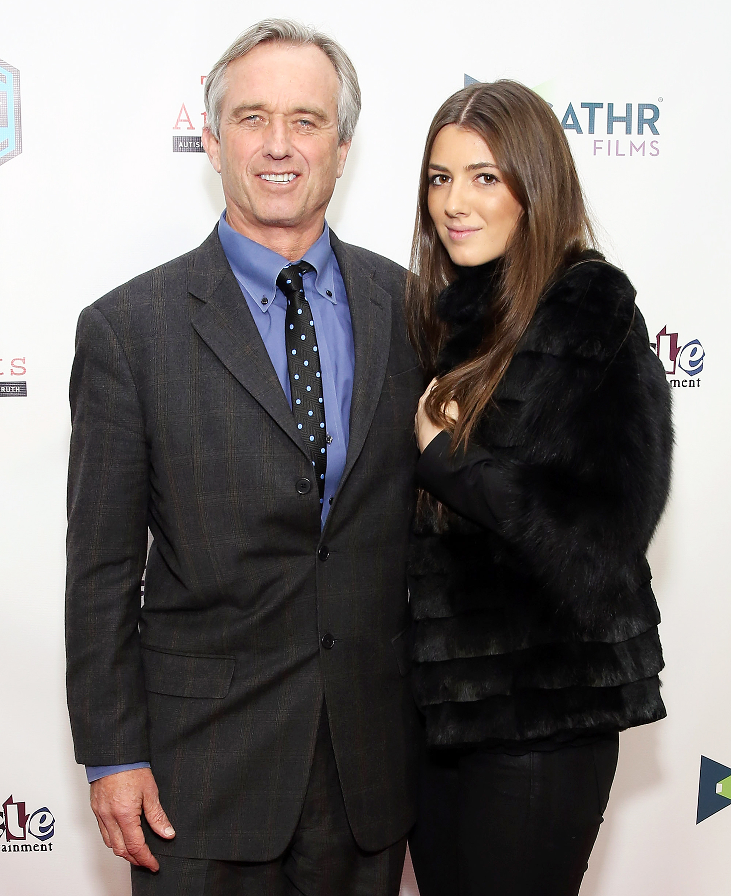 Robert F. Kennedy Jr. and daughter Kyra Kennedy
