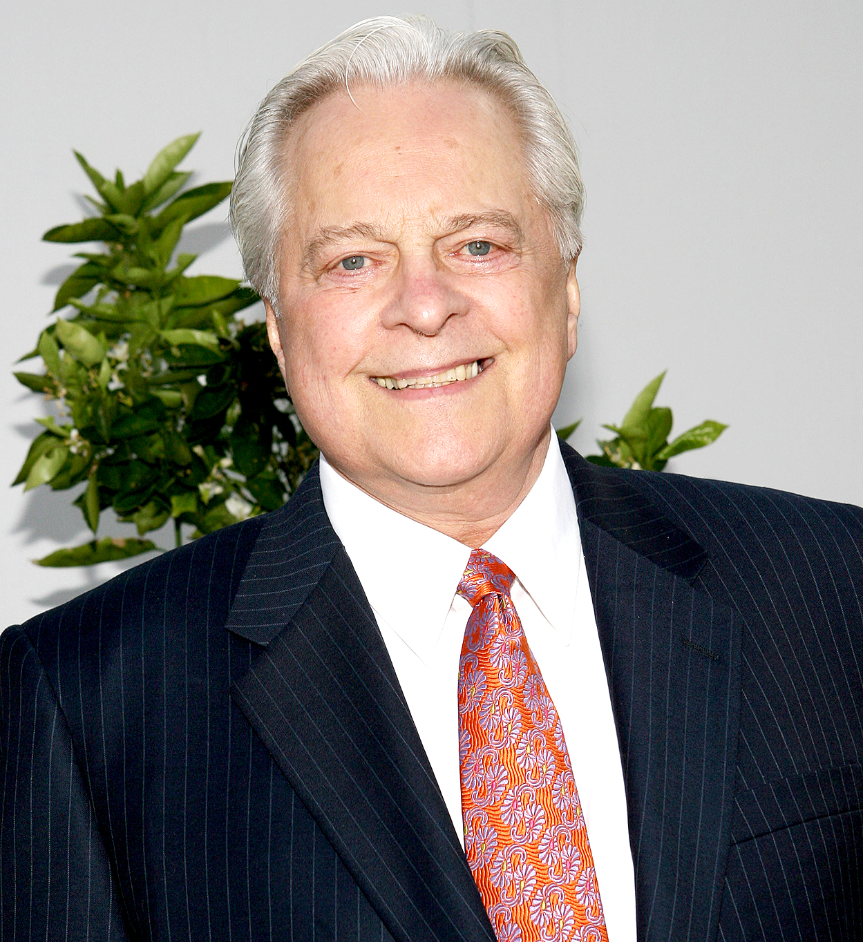 """Robert Osborne during TCM Screening of """"Stardust: The Bette Davis Story"""" at Museum of Television and Radio in Beverly Hills, California, United States."""