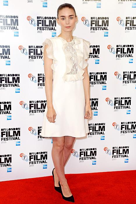 Rooney Mara - white