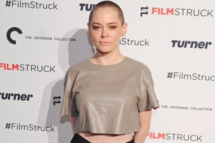 Rose McGowan, Filmstruck