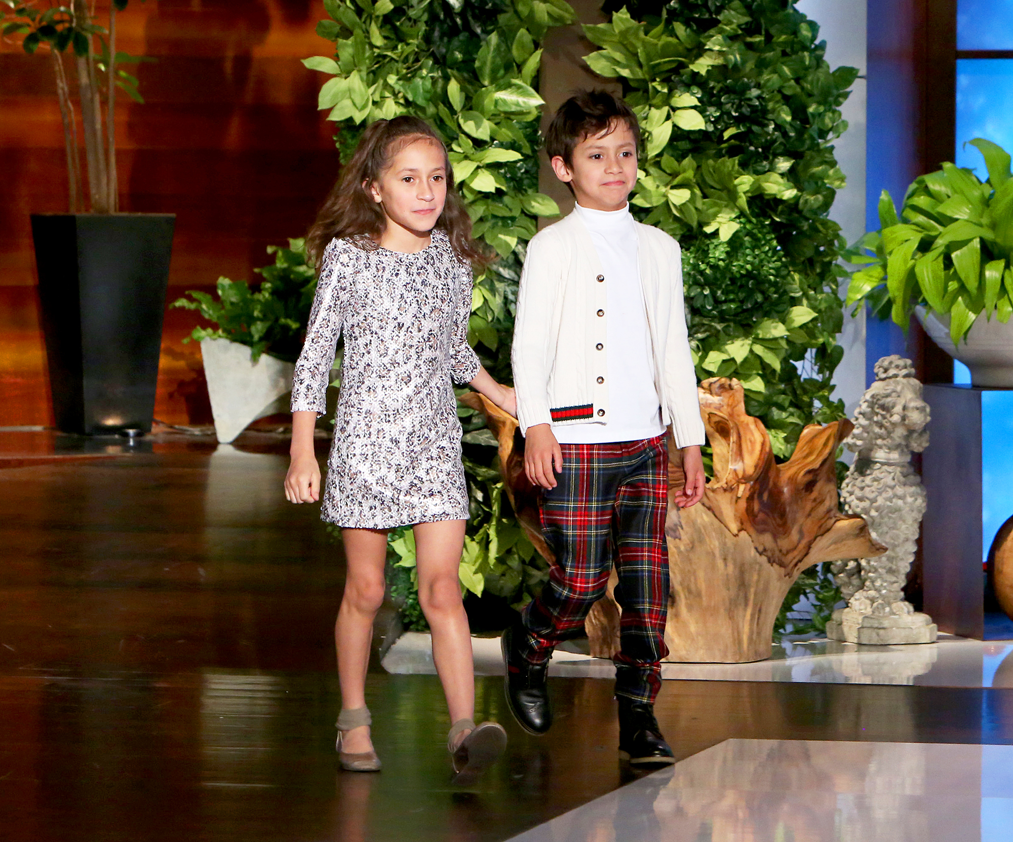 Emme and Max