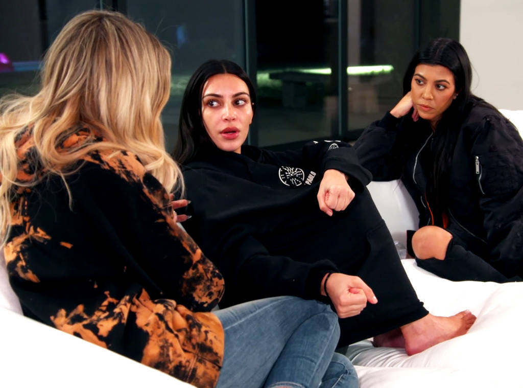 Kim Kardashian Recalls First Moments of Terrifying Robbery
