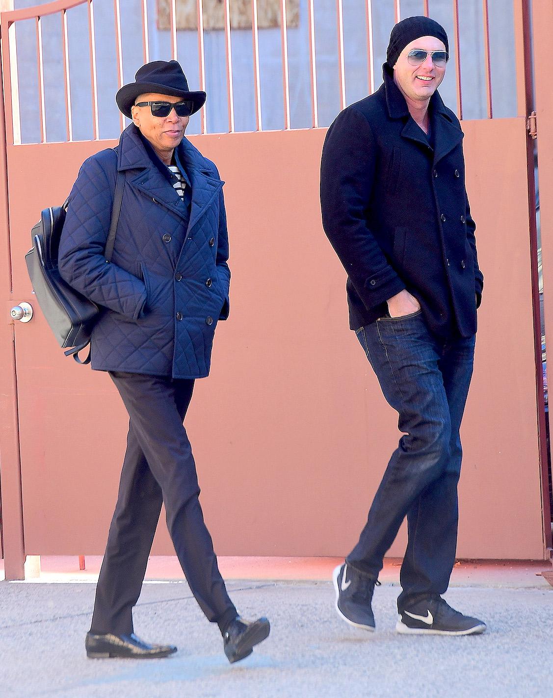 RuPaul Reveals He Secretly Married Boyfriend Georges LeBar