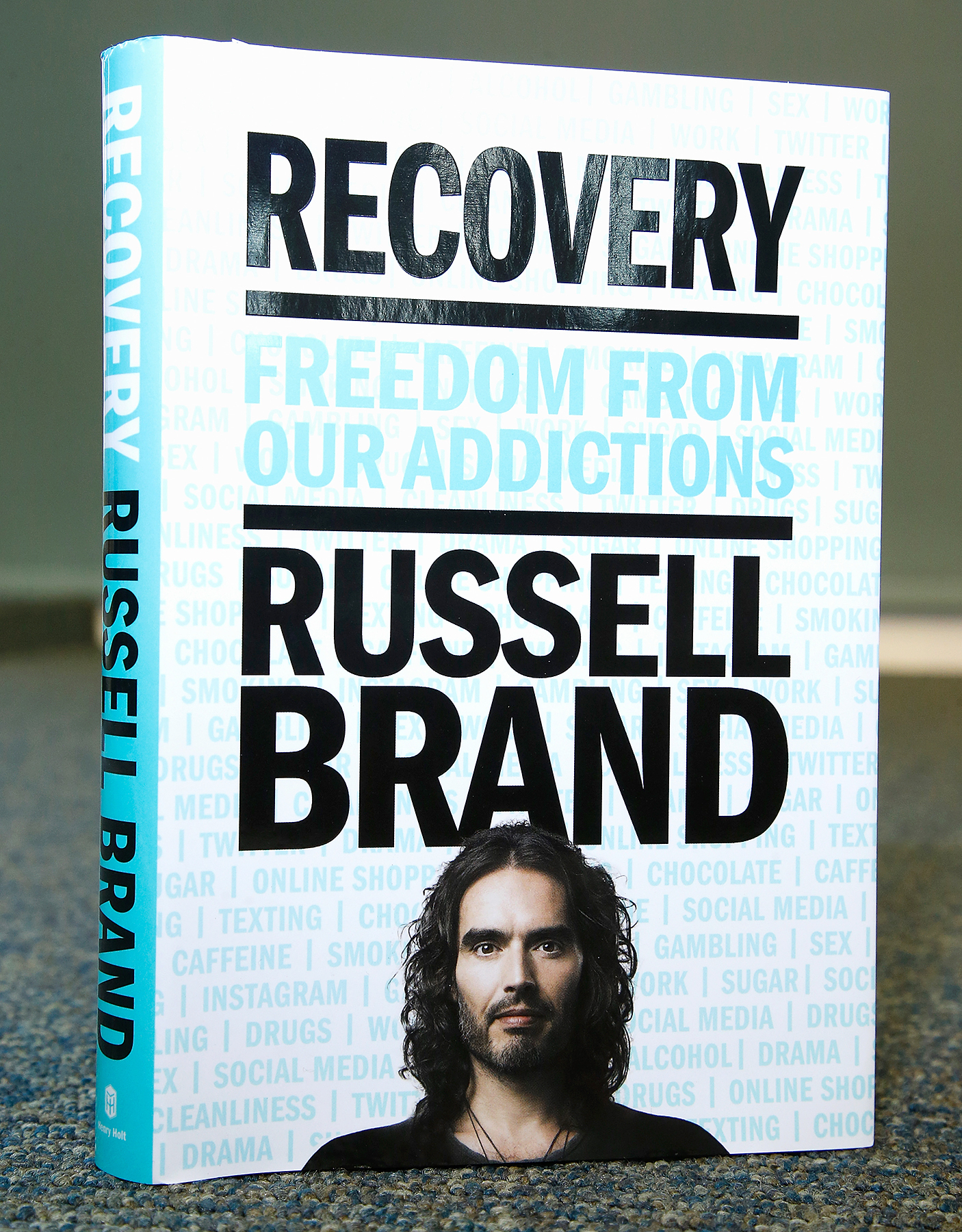 Russell Brand Recovery: Freedom From Our Addictions