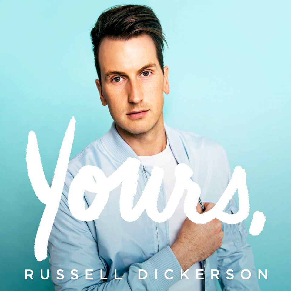 Russell Dickerson Your Album Cover