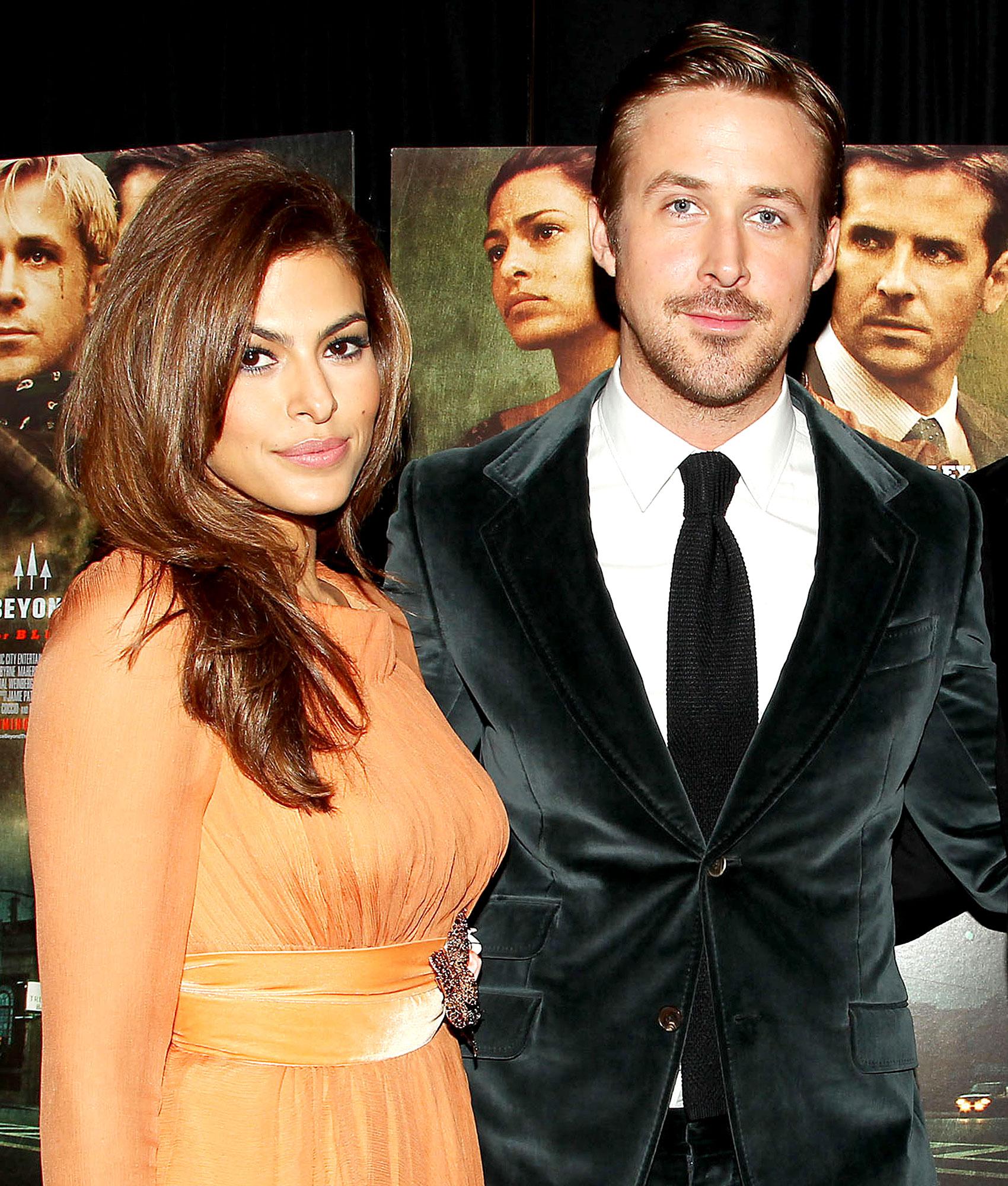 Ryan Gosling on Eva Mendes, Daughters Esmeralda and Amada: 'It's Like a Dream'