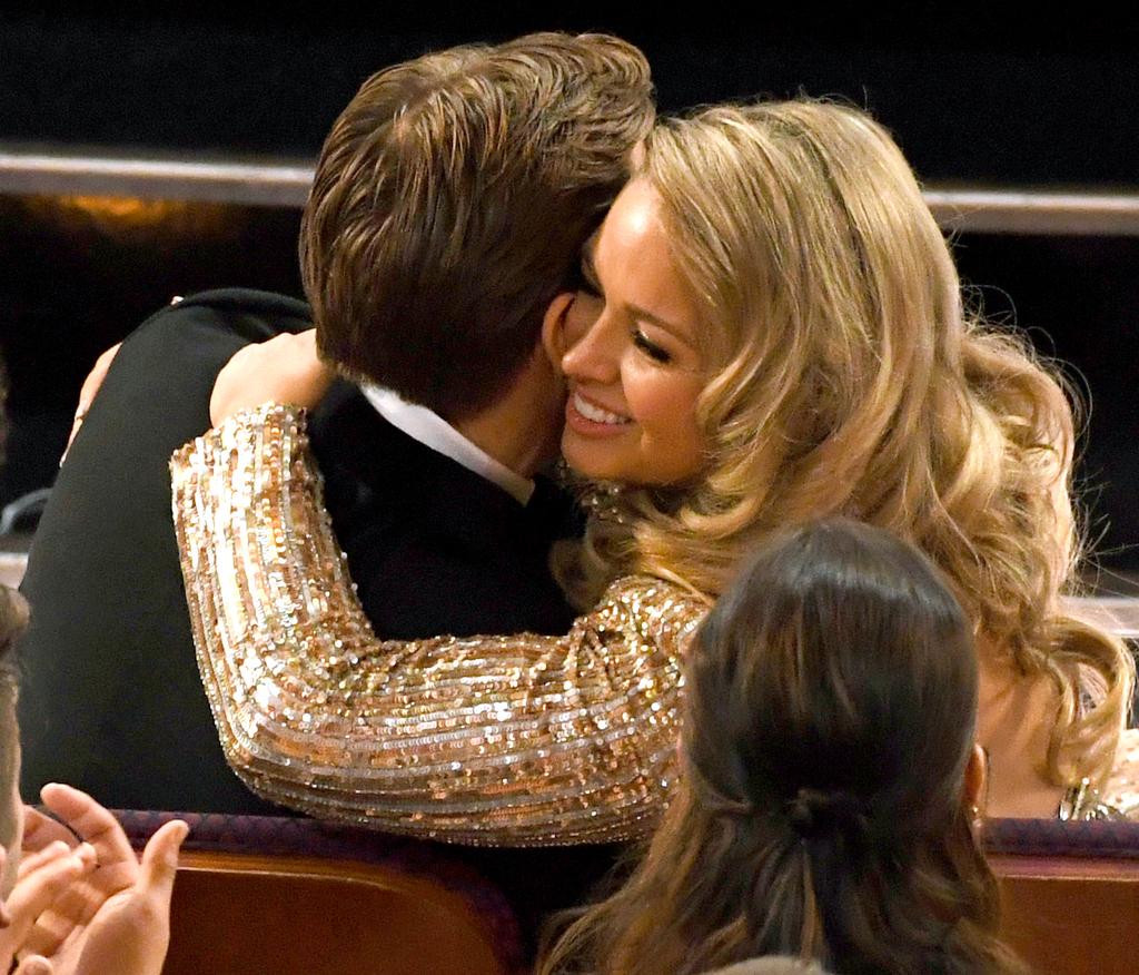 Ryan Gosling and Mandi Gosling
