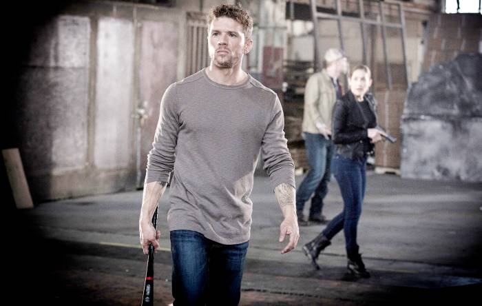 Ryan Phillippe as Bob Lee Swagger on Shooter.