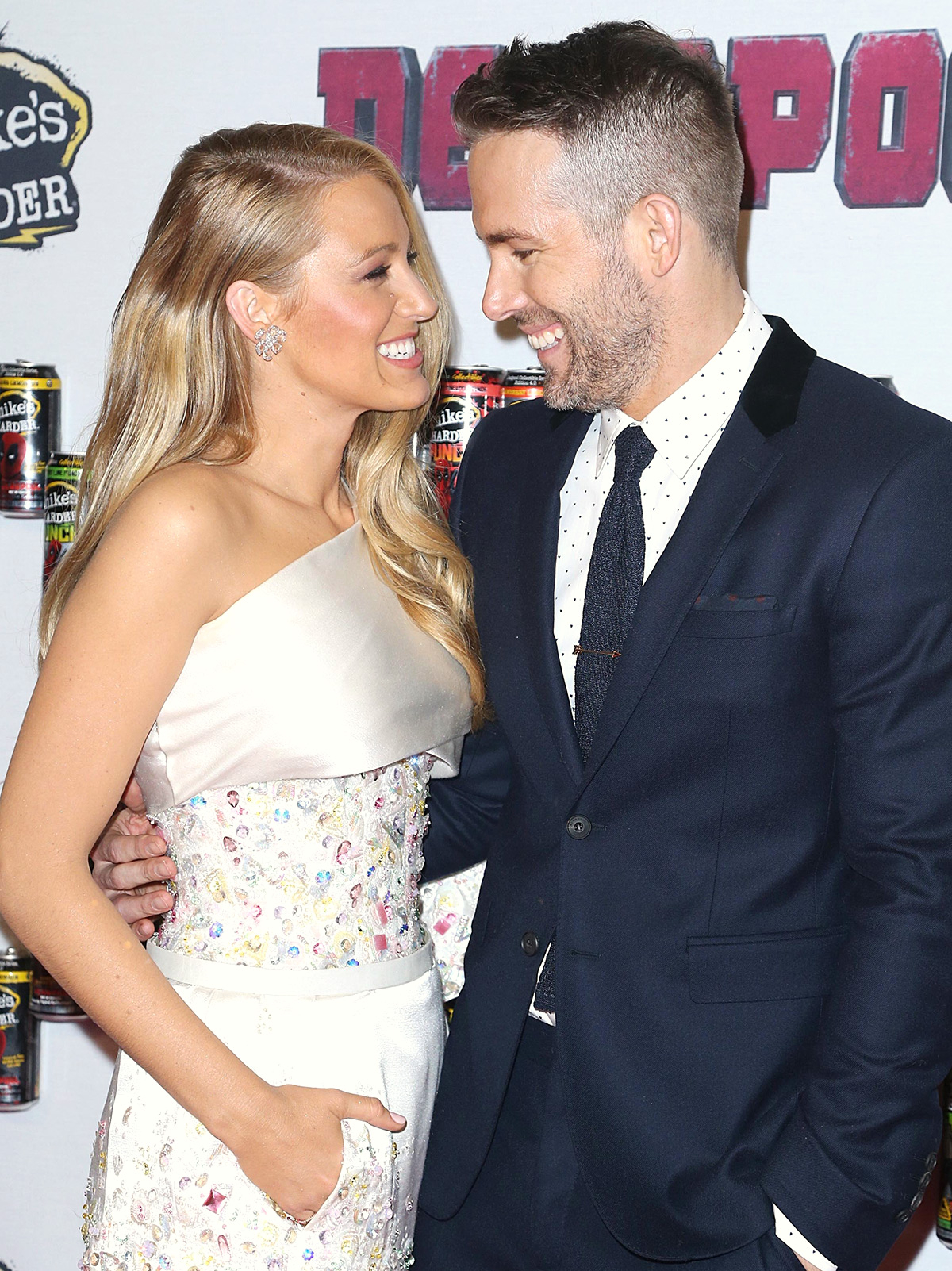 Blake Lively & Ryan Reynolds