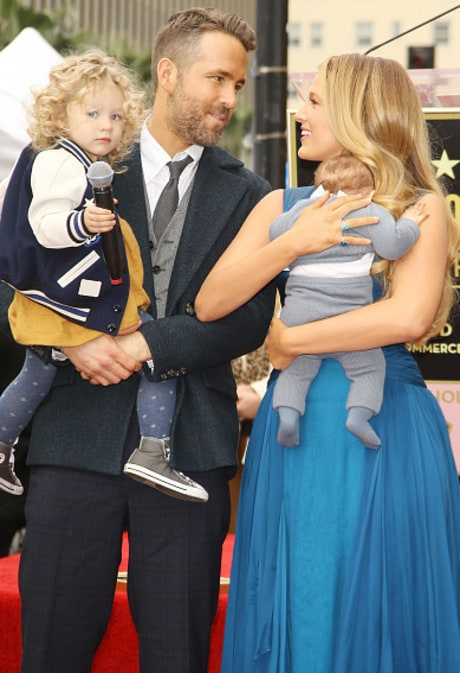 Blake Lively's Message to Ryan Reynolds After Walk of Fame