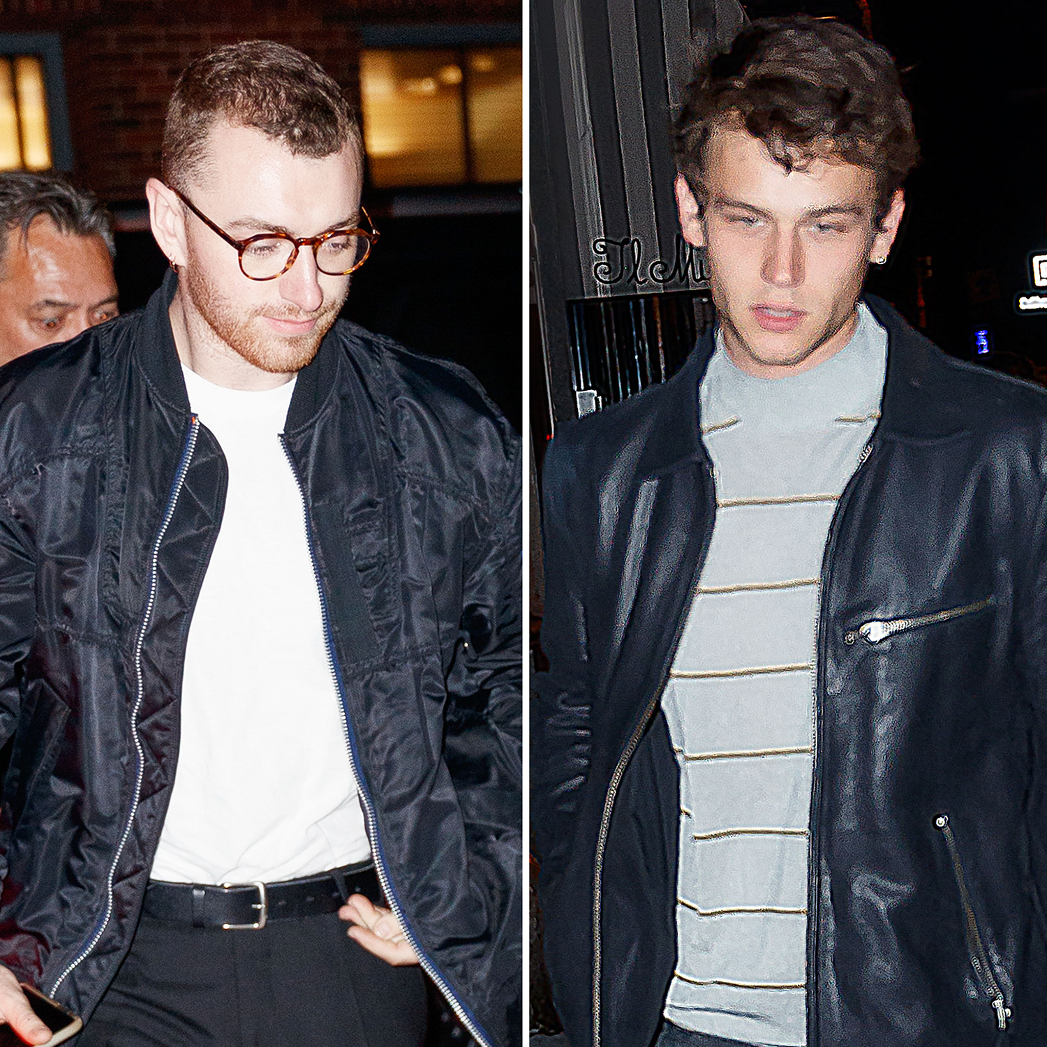 Sam Smith Brandon Flynn