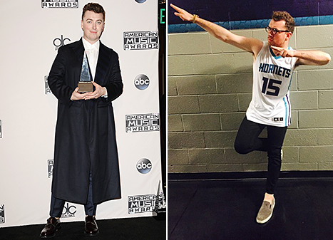 sam smith before and after