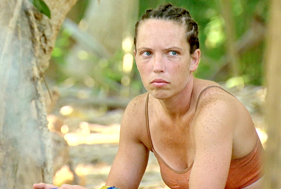 Sarah Lacina on the eighth and ninth episode of SURVIVOR: Game Changers.