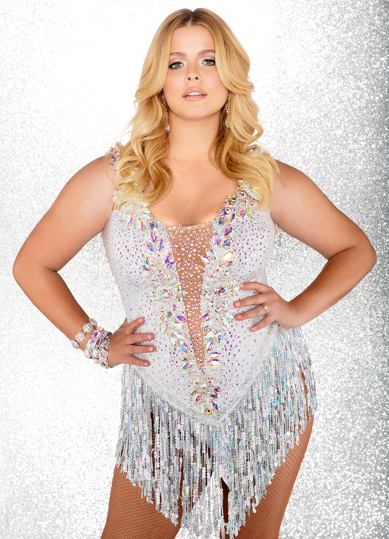 Sasha Pieterse weight loss Dancing With the Stars DWTS