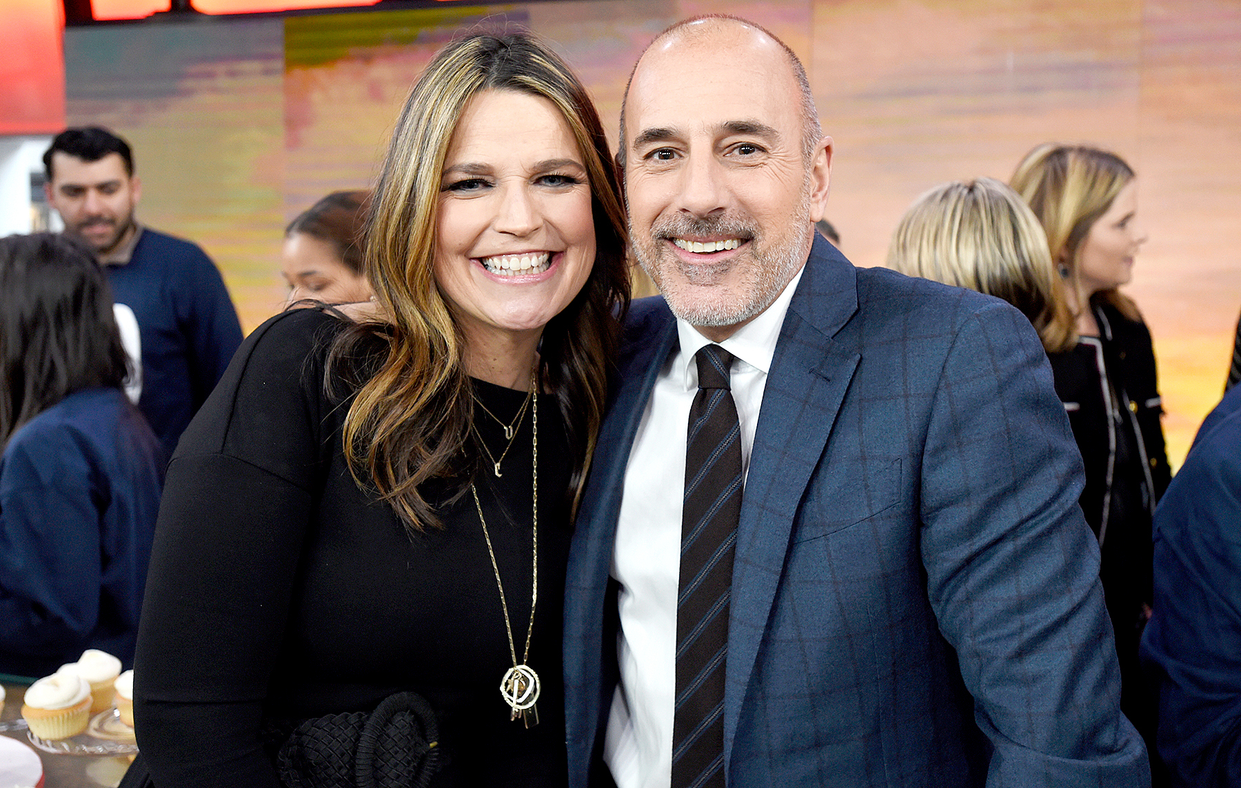 Matt Lauer Continues Wearing Wedding Ring Despite Rumors