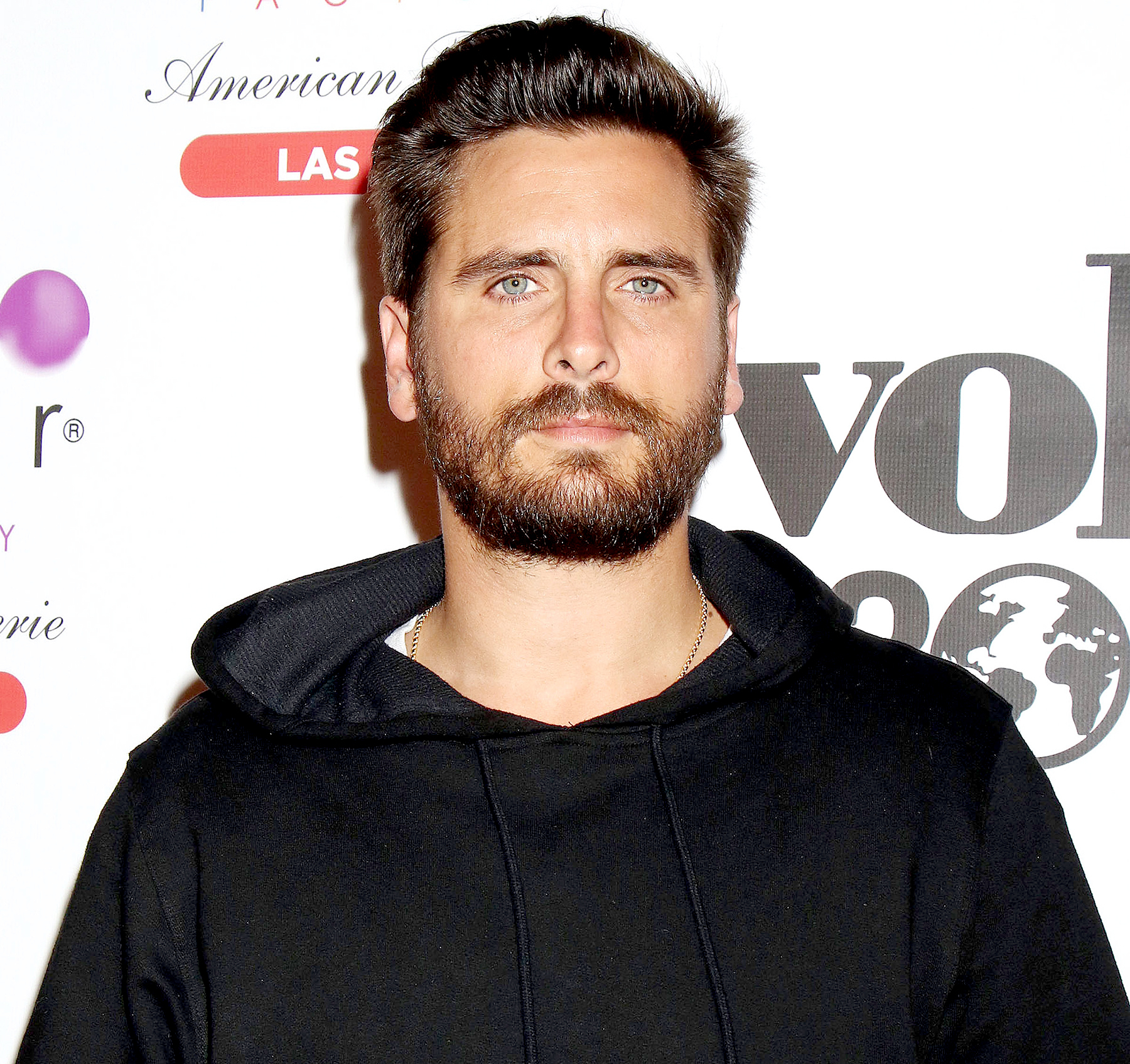 Scott Disick kicks off the grand opening celebration month at Sugar Factory American Brasserie, March 19, 2017.