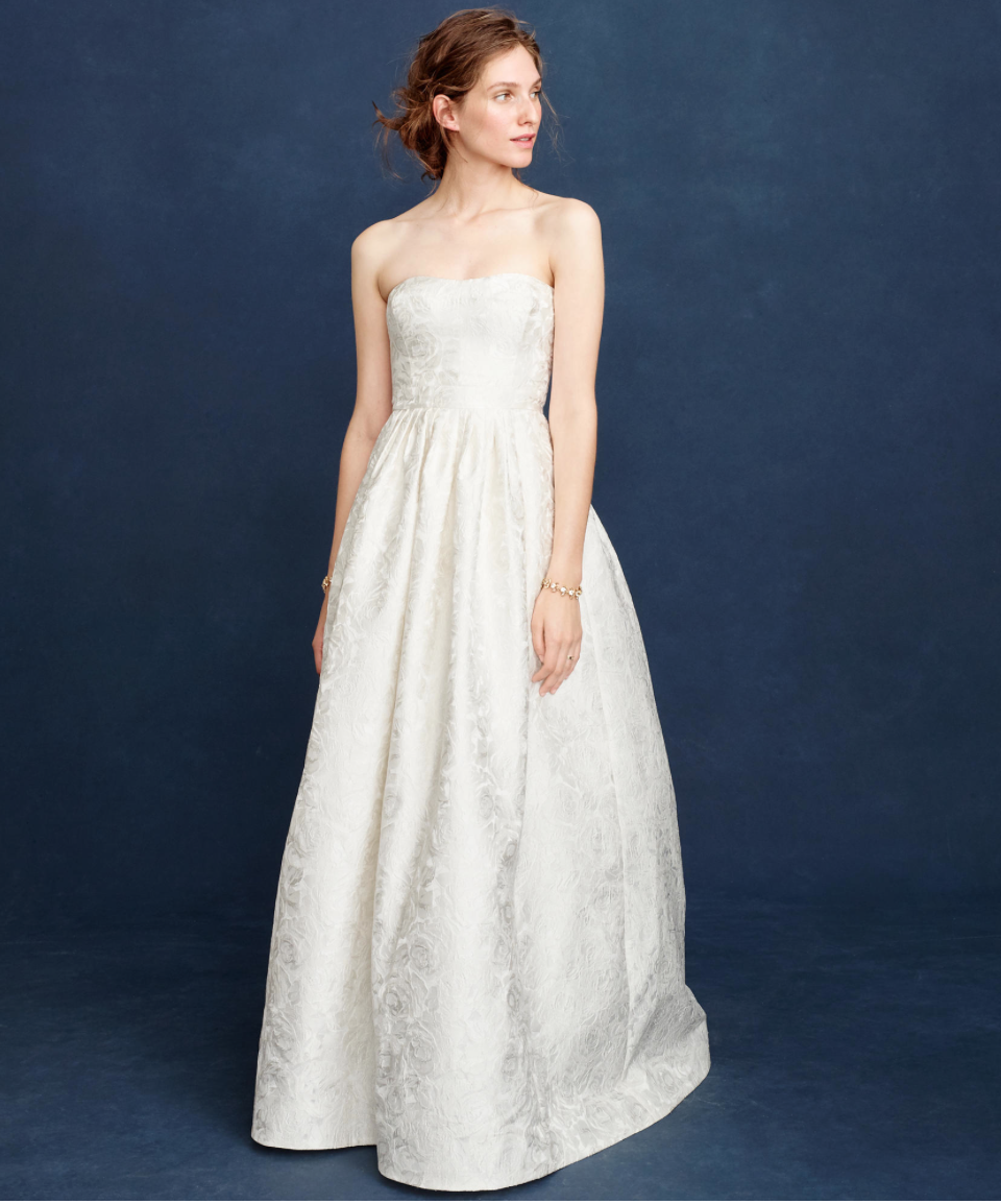 J. Crew Will No Longer Sell Wedding, Bridesmaid Dresses