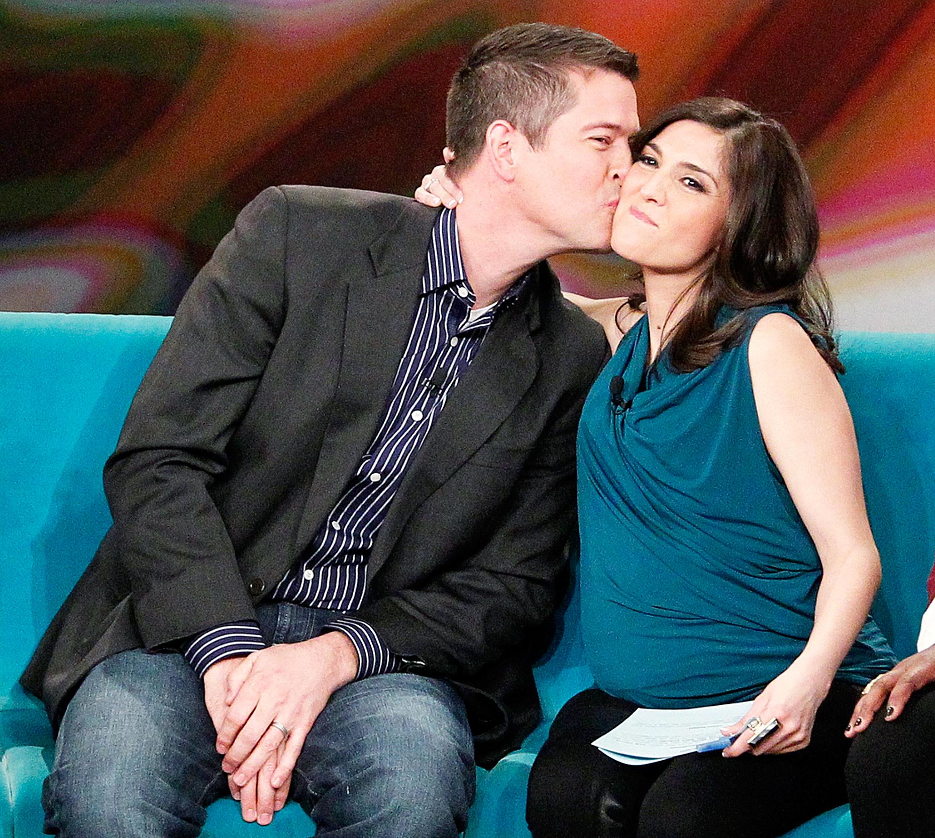 Sean Duffy and Rachel Campos-Duffy