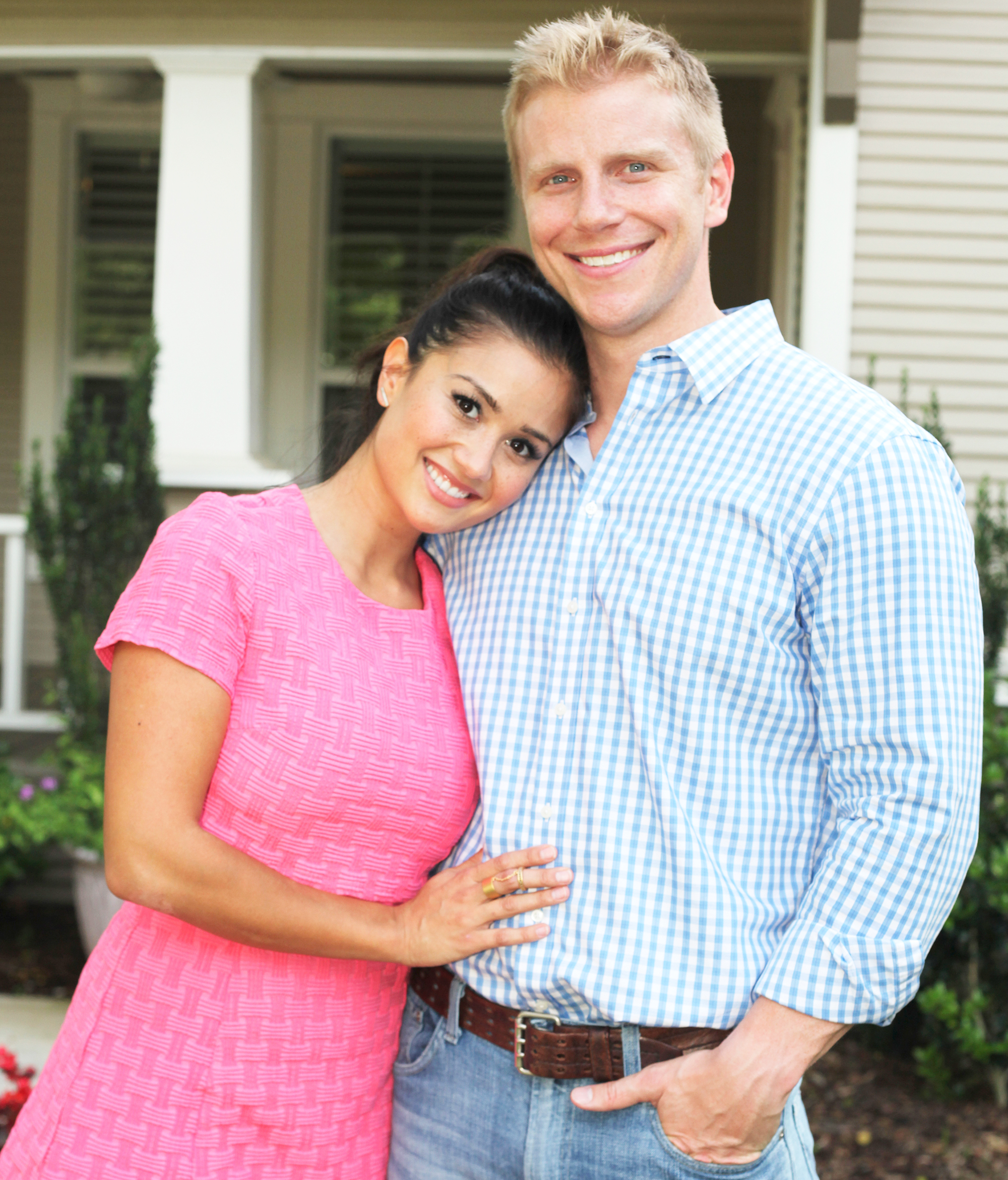 Sean Lowe and Catherine Lowe