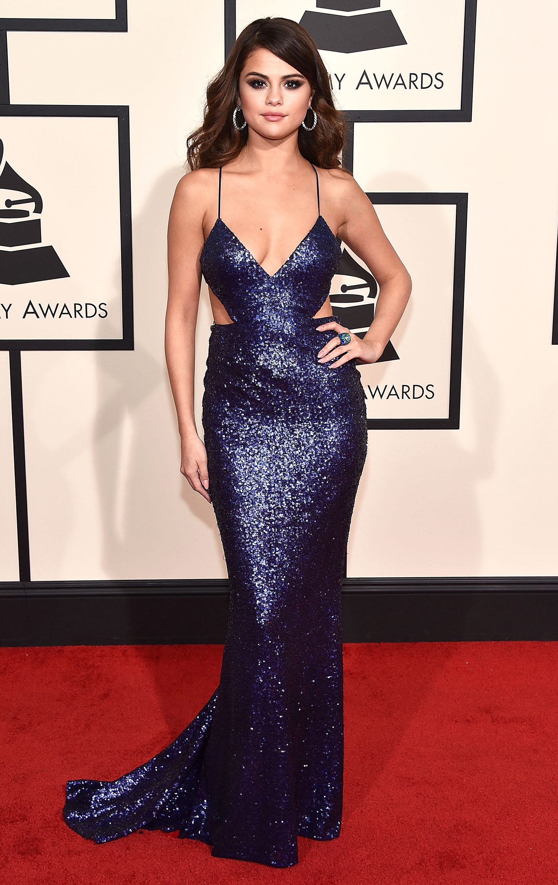 f07fa141a1f Selena Gomez s Best Red Carpet Moments and Style Evolution