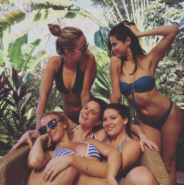 Bikini im selena gomez Selena Gomez