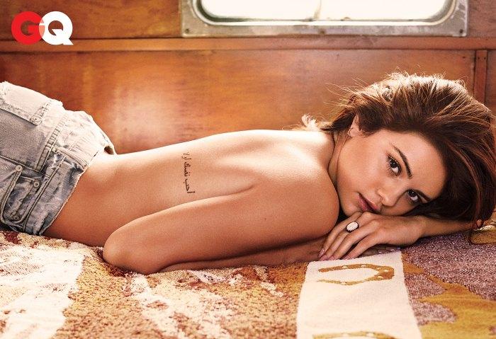 Selena Gomez in GQ