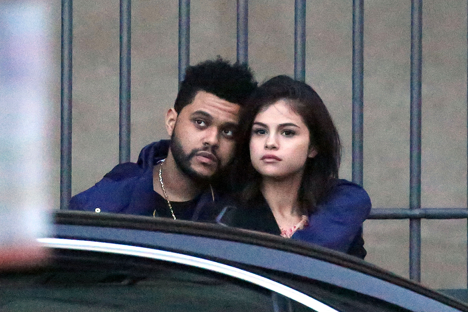 Thee Weeknd and Selena Gomez