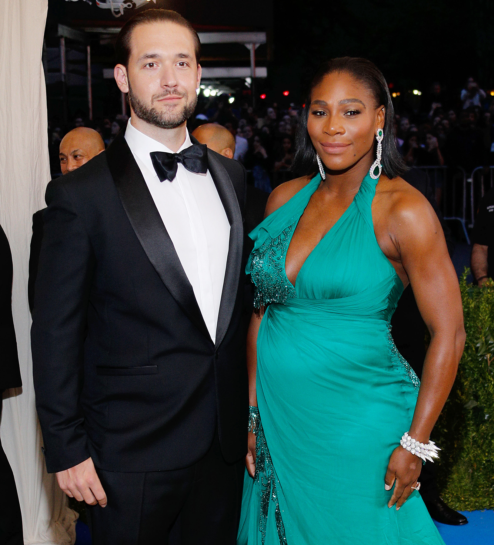 Alexis Ohanian Serena Williams