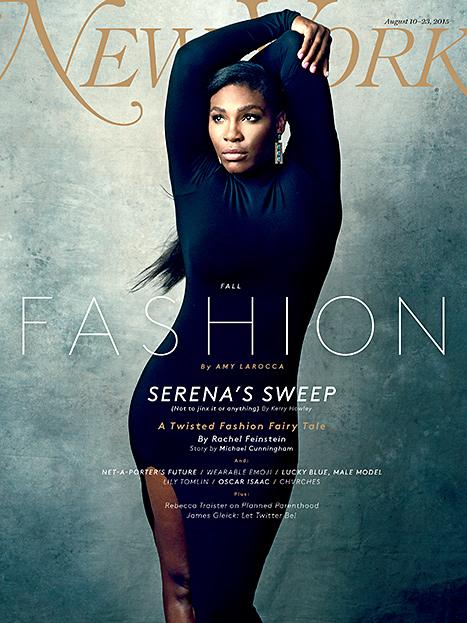 Serena Williams - New York Magazine Cover