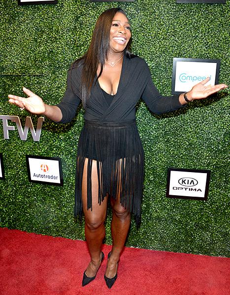 Serena Williams - NYFW