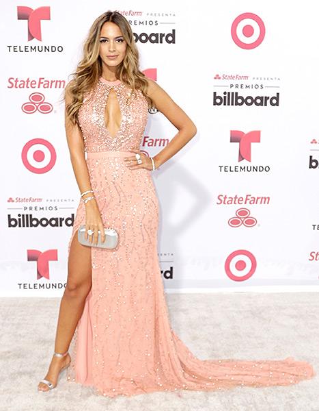 Shannon de Lima - 2015 Billboard Latin Music Awards