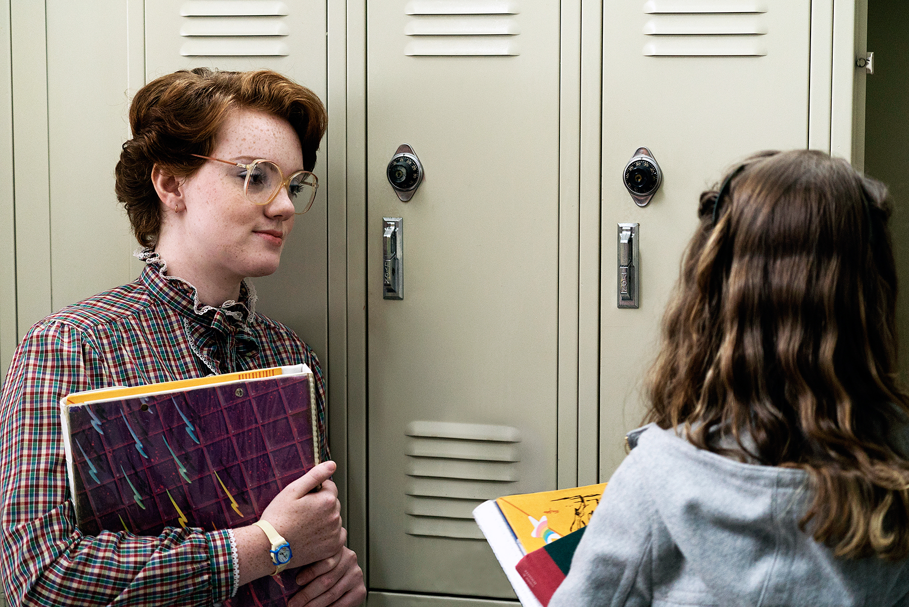 Shannon Purser Stranger Things
