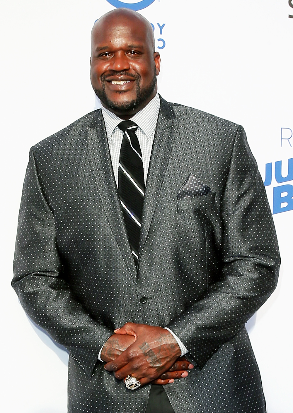 Shaquille O Neal Announces Plan to Run for Sheriff in 2020