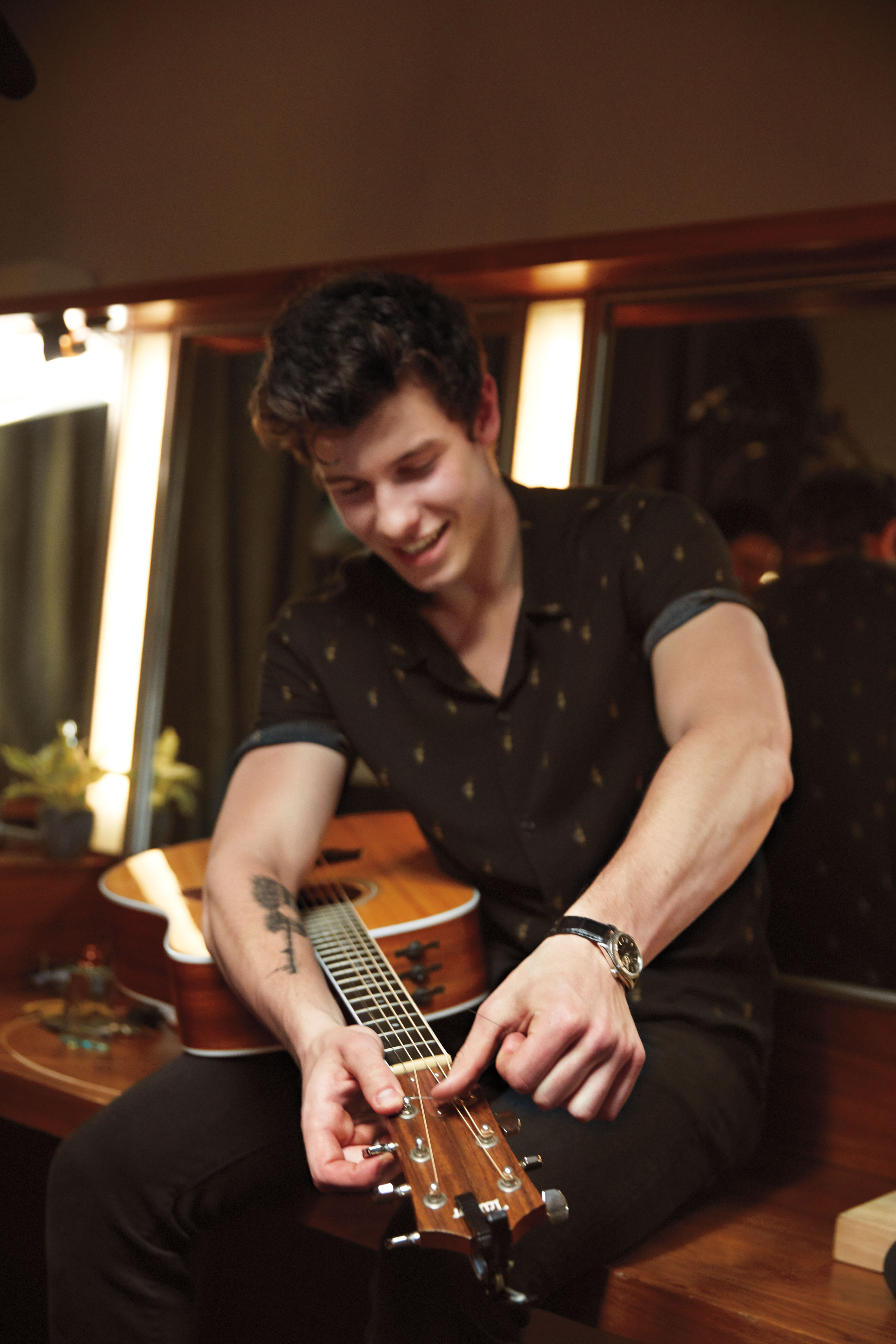 Shawn Mendes Talks New Fragrance, Dream Date, Role Model