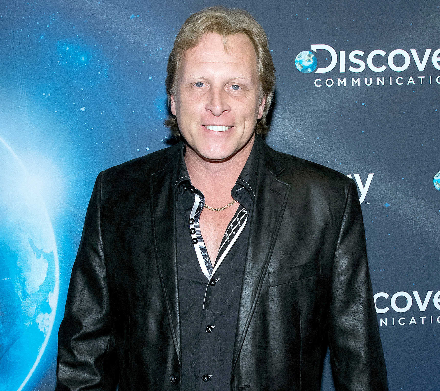 Sig Hansen attends Discovery's 30th Anniversary Celebration at The Paley Center for Media on June 24, 2015 in New York City.