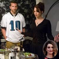 Bradley Cooper; Jennifer Lawrence; Anne Hathaway