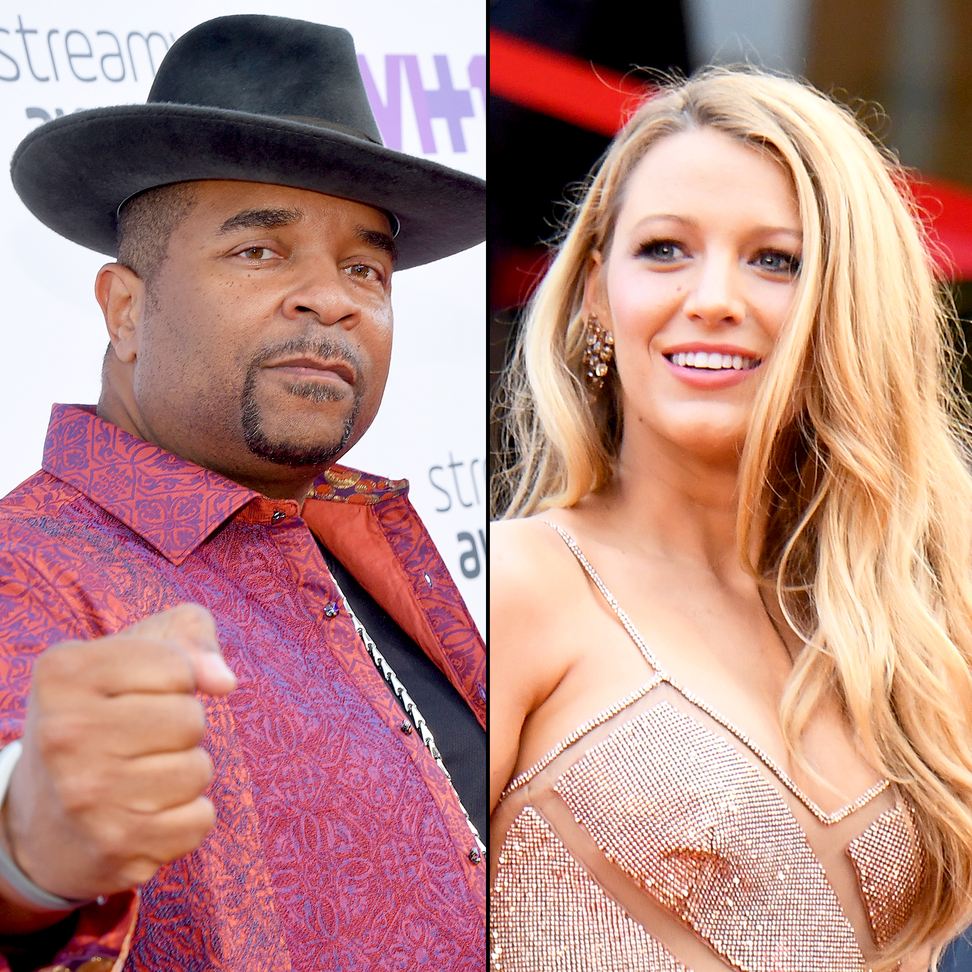 Sir Mix-a-Lot and Blake Lively