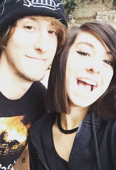 Marcus and Christina Grimmie