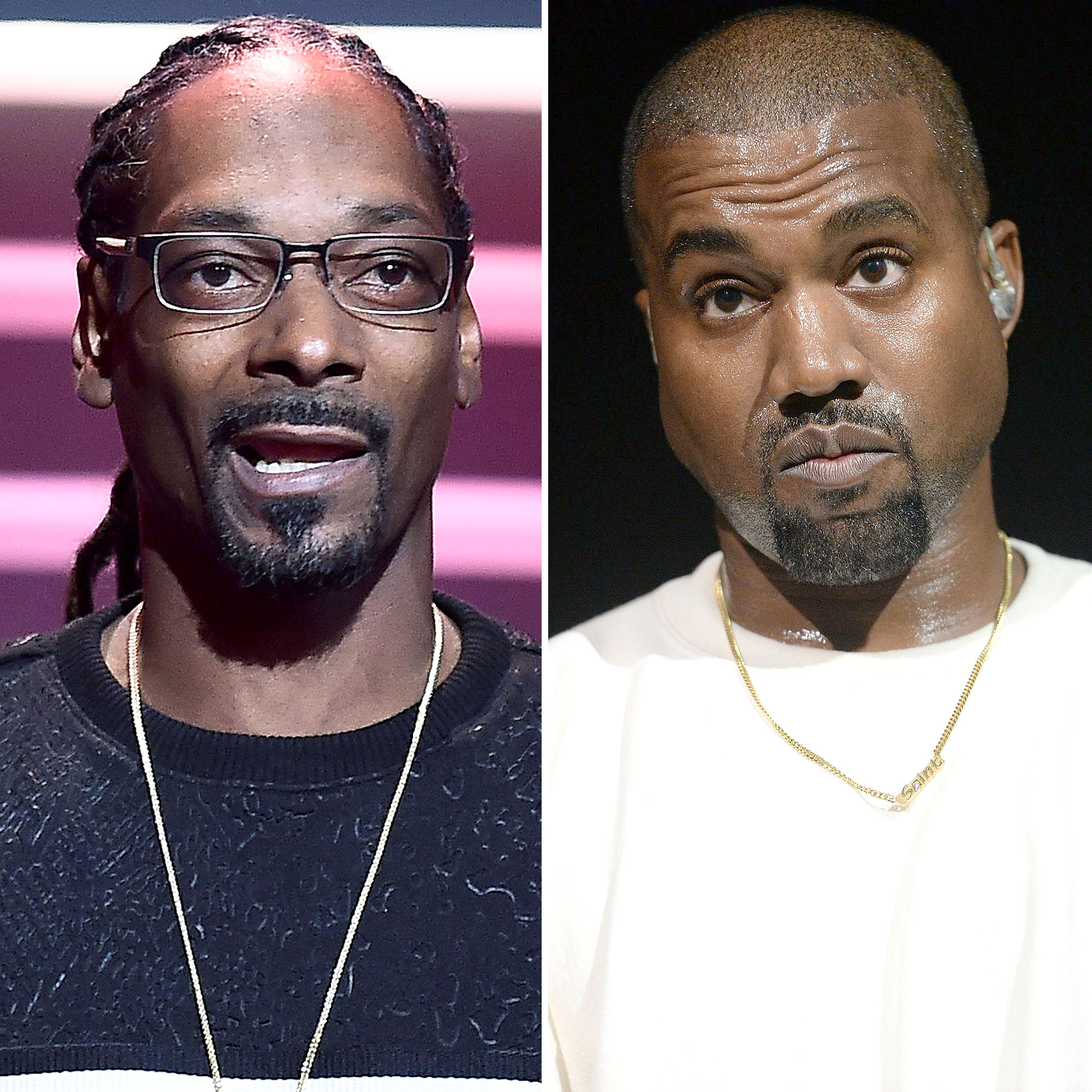 Snoop Dogg, Kanye WEst