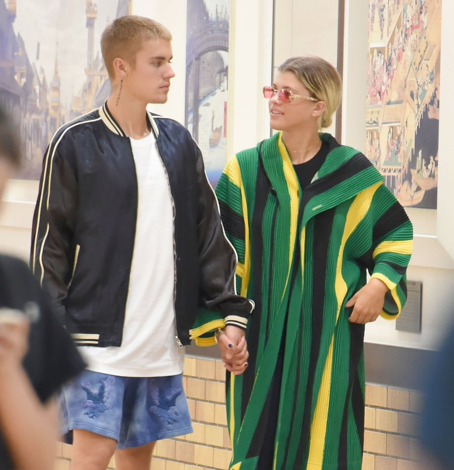 Justin and Sofia Ritchie