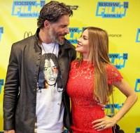Joe Manganiello and Sofia Vergara proposal