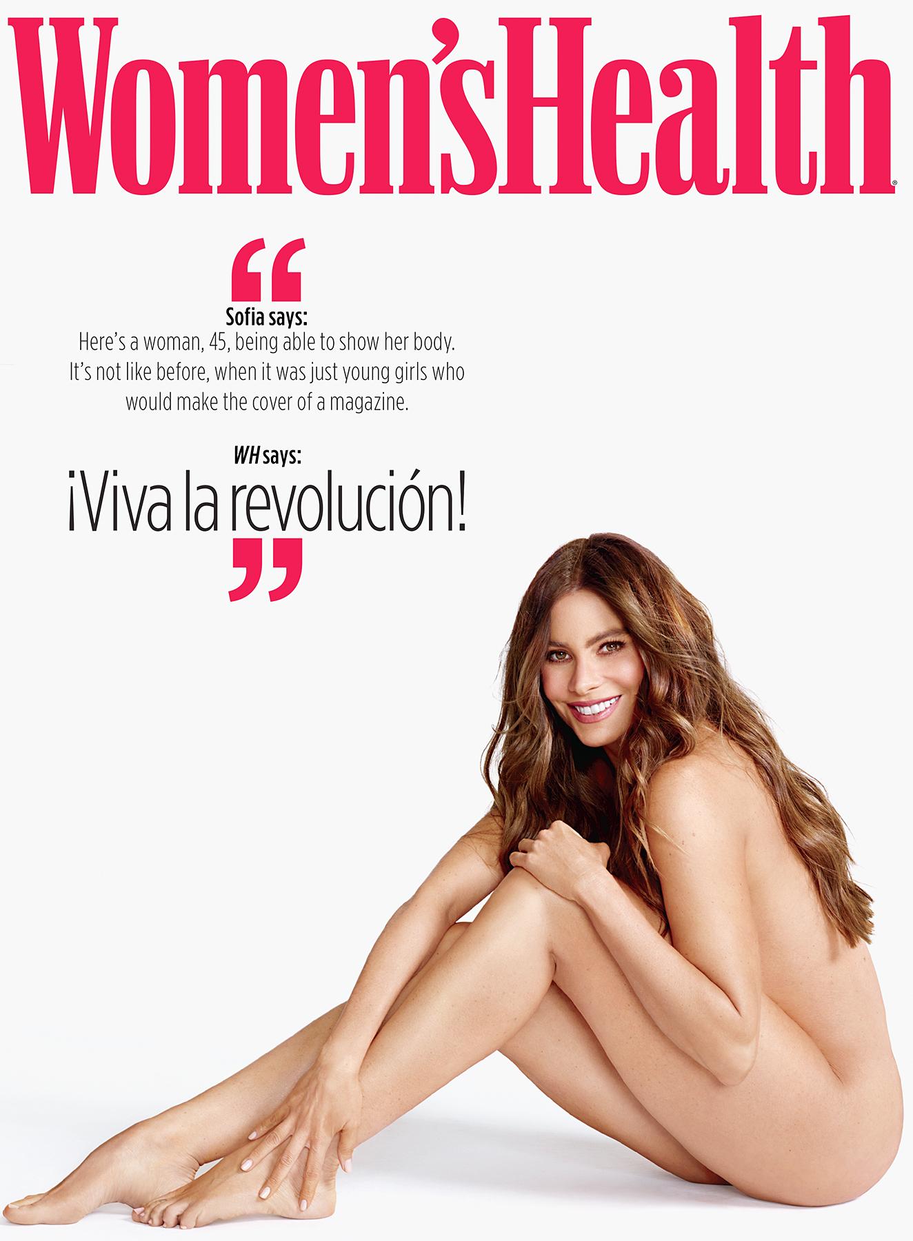 Sofia Vergara Women's Health